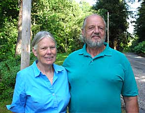 Sonja and Dick Riseling